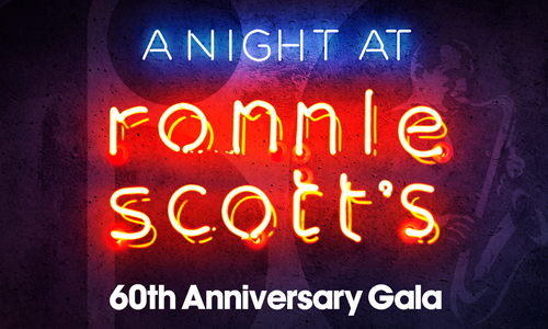 Ronnie Scott's 60th Gala